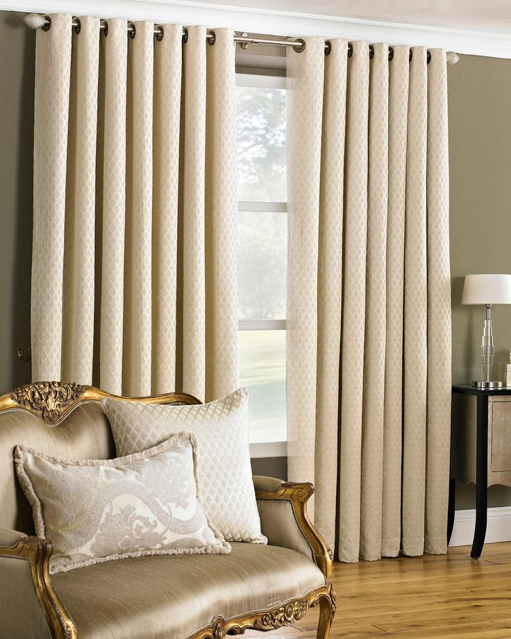 Find This Pin And More On Dining Room Curtains