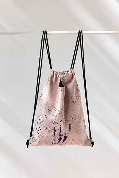 Mansi Shah Convertible 2-Way Drawstring Bag - Urban Outfitters