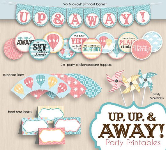 Hey, I found this really awesome Etsy listing at https://www.etsy.com/listing/95851569/hot-air-balloon-birthday-party-printable