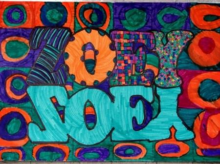 Shadow Name Portfolio Design Artsonia Lesson Plan Art Pinterest Portfolio Design Art