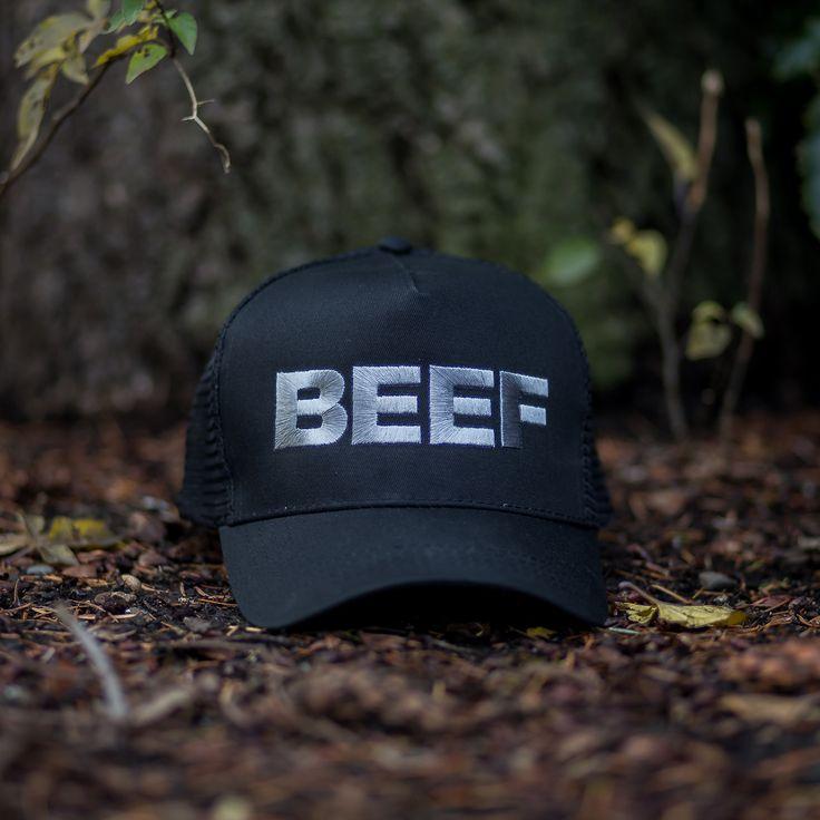 BEEF Snapback Hat