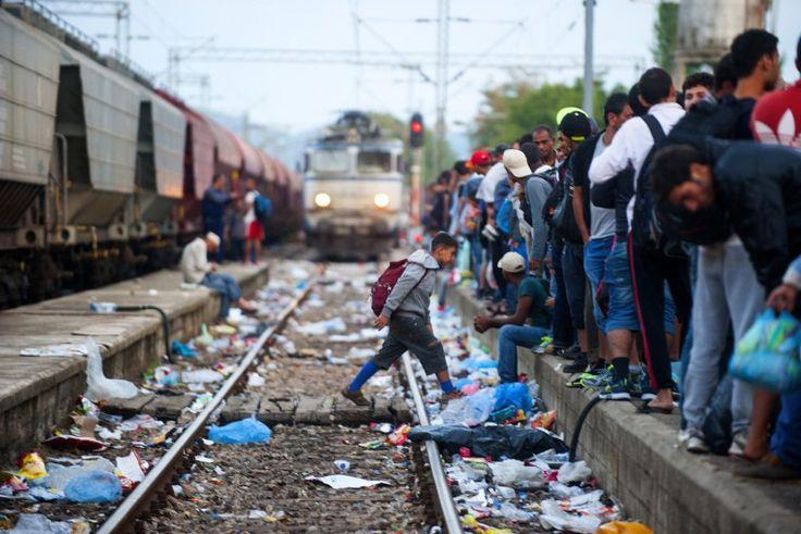 magyarország migráció keleti pályaudvar - Google keresés