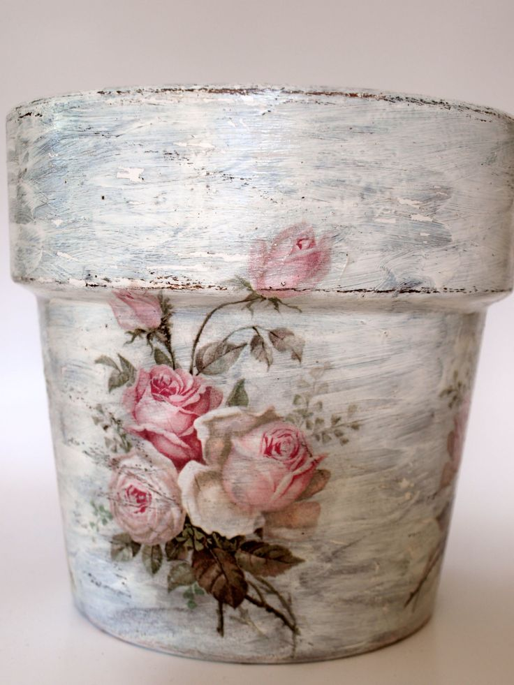 shabby chic idea!