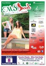 WebCilento - Roccadaspide - Finale Miss Sud Italia 2012