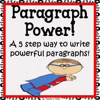 steps for writing a research paper elementary
