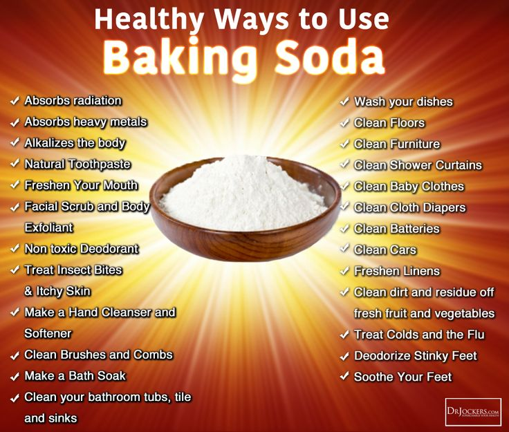 Using Baking Soda to Help Beat Cancer Naturally - DrJockers.com