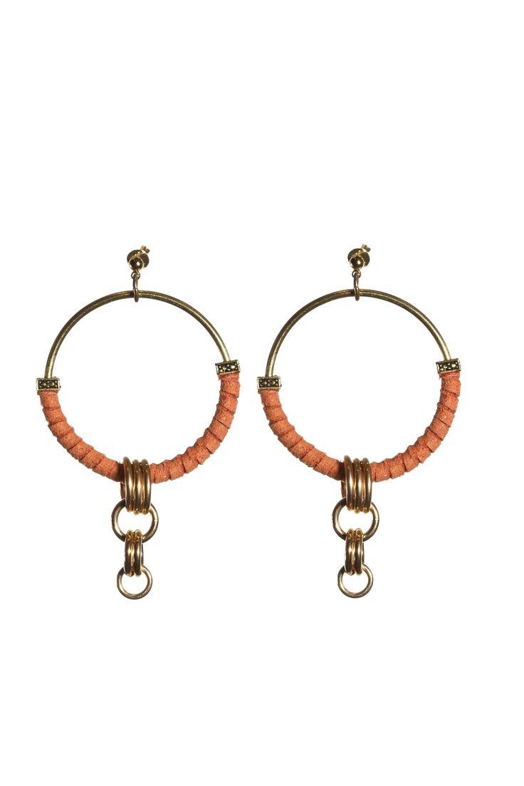 Judson Earrings- Desert