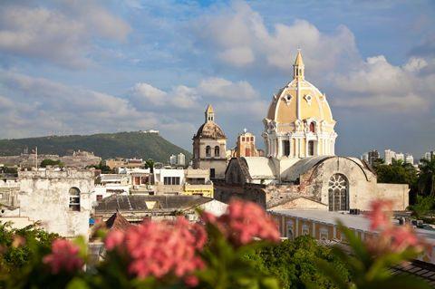 Girl's Weekend: Cartagena