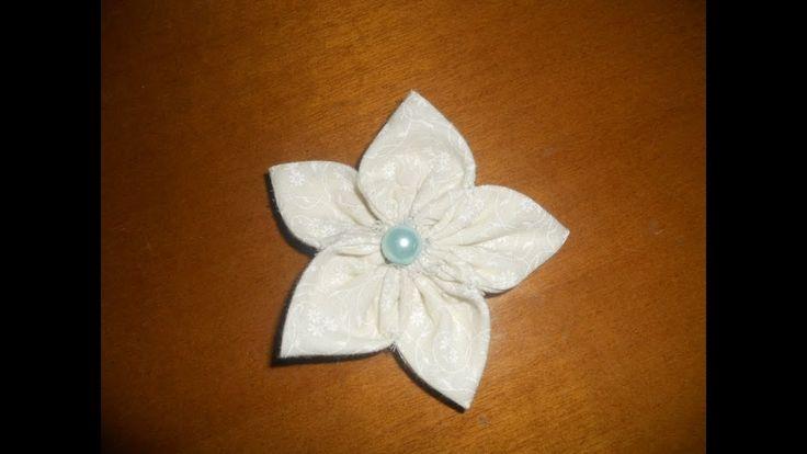 flor 5 petalos triangulares