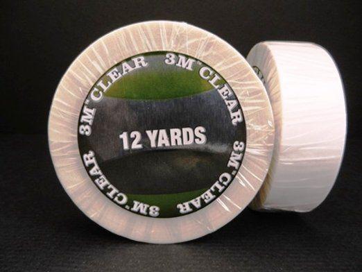 "$9.94Clear 3/4"" x 12 Yard Roll Toupee Tape"