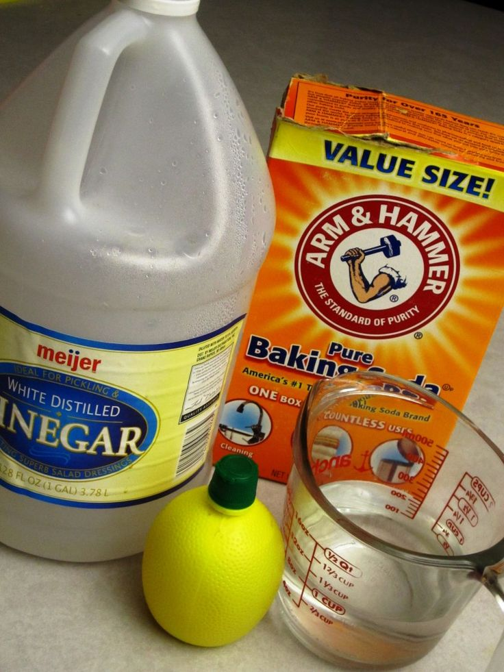 Fruit and Veggie Wash Ingredients