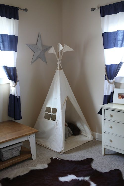 {the farmer's wife}: {rustic/modern toddler room: re-design)