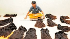 Human Hair Extensions Create Beautiful Long Hair Styles Instantly