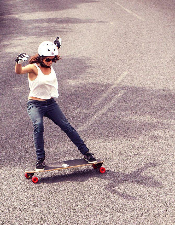 Jenna Russo - Longboards Girls Crew
