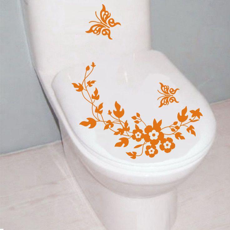 Les 25 meilleures id es de la cat gorie stickers salle de bain sur pinterest - Stickers sur carrelage salle de bain ...