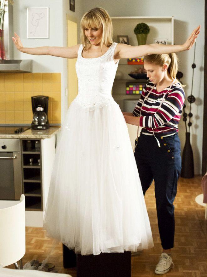 Seriál Ulice: Adriana ve svatebních šatech