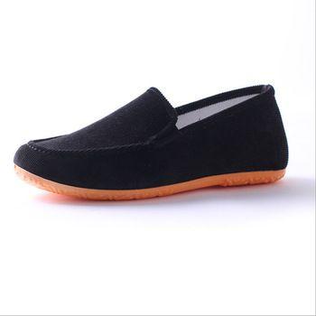 Мужчины и женщины случайные плоские каблуки сандалии холст любителей на открытом воздухе досуг обувь студенческие плоские туфли 2016 новые ботинки холст 9 цвет
