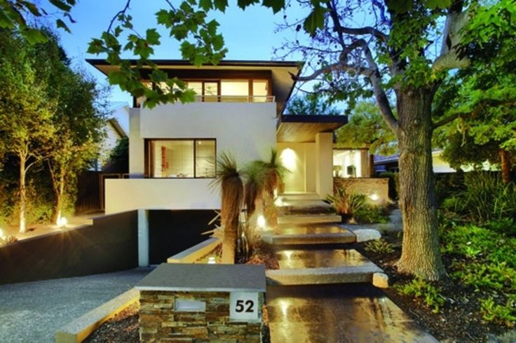 House Plan By Melbourne Architect Leon Meyer House