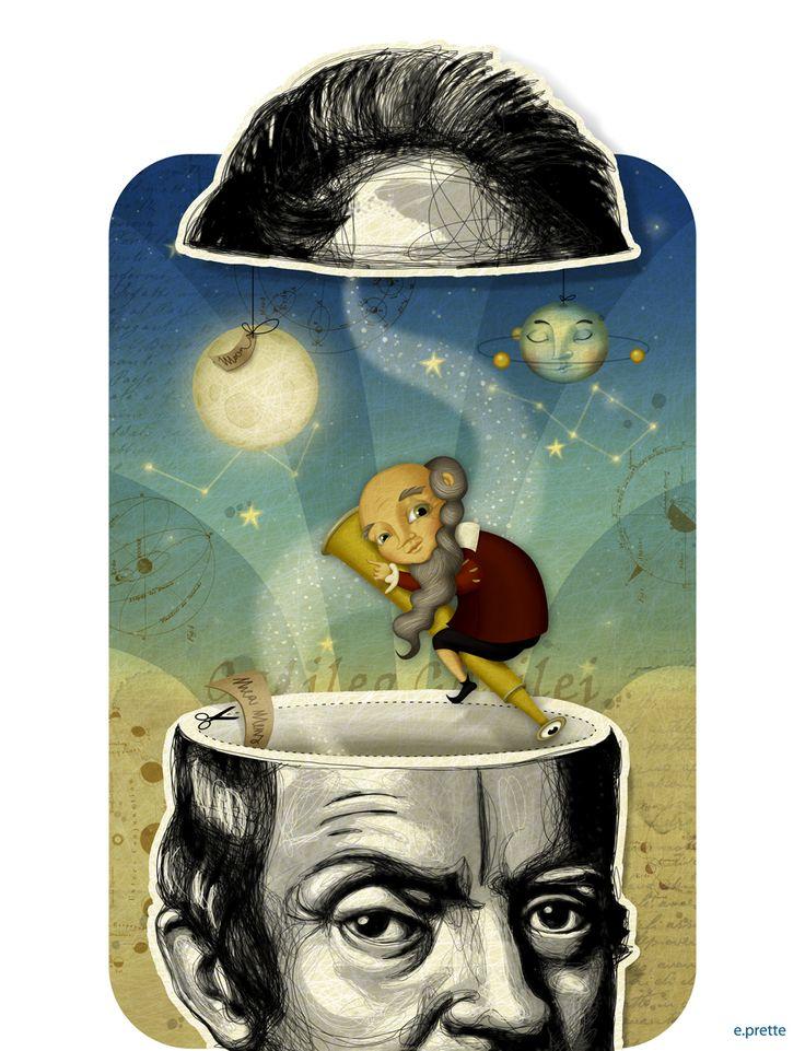 Galileo Galilei -e.prette