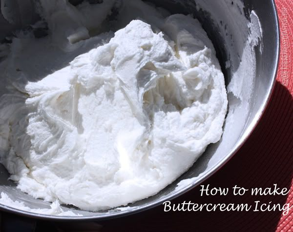 Icing: Food, Decorating Cakes, Buttercream Icing, Buttercream Recipe ...