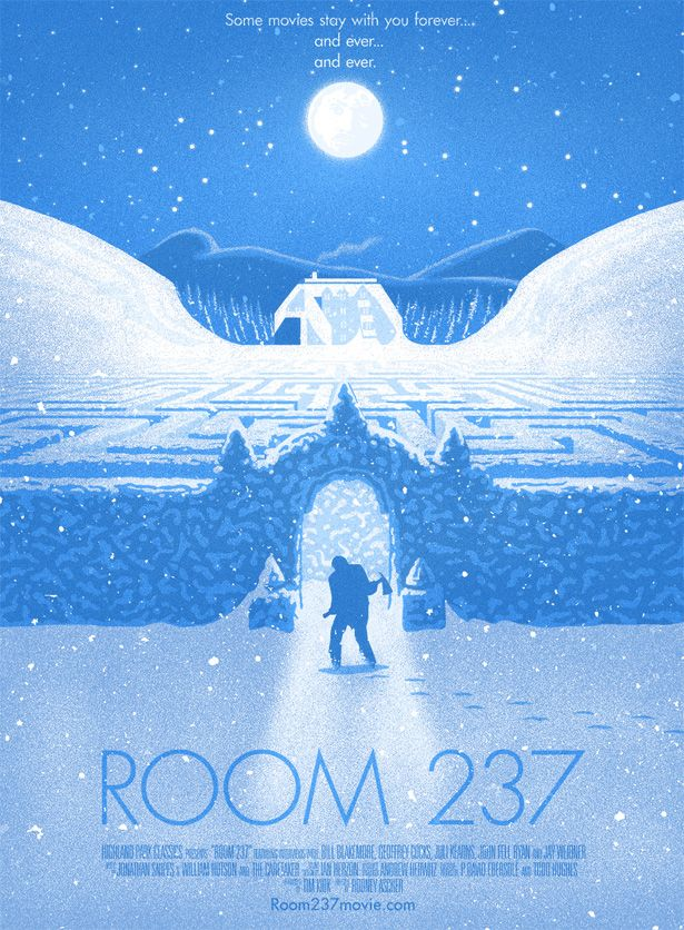 Movie Poster - Room 237