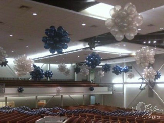 32 best anniversary balloon decor images on pinterest for 25th anniversary decoration ideas