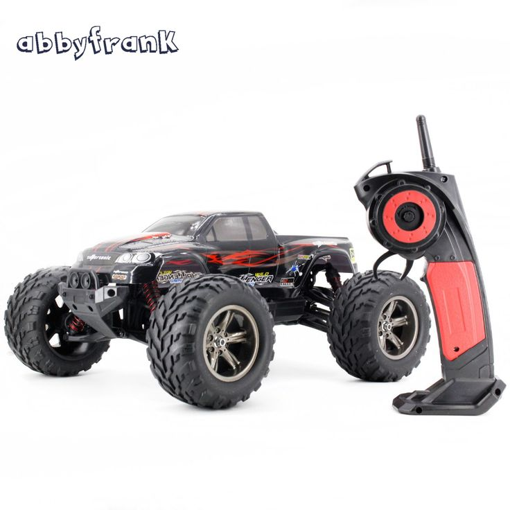 Abbyfrank Dirt Bike Kf S911 1:12 2wd Toy Monster Truck Wl A969 A979 Big Wheel Boy Gift Idea Remote Control Car Radio Controlled //Price: $97.49     #drones