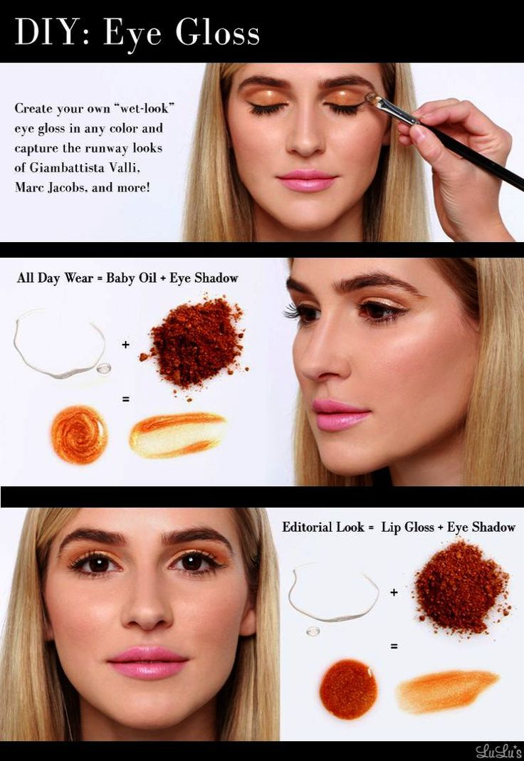 Tutorial Eyeshadow Natural Korea nach Make-up Brus…