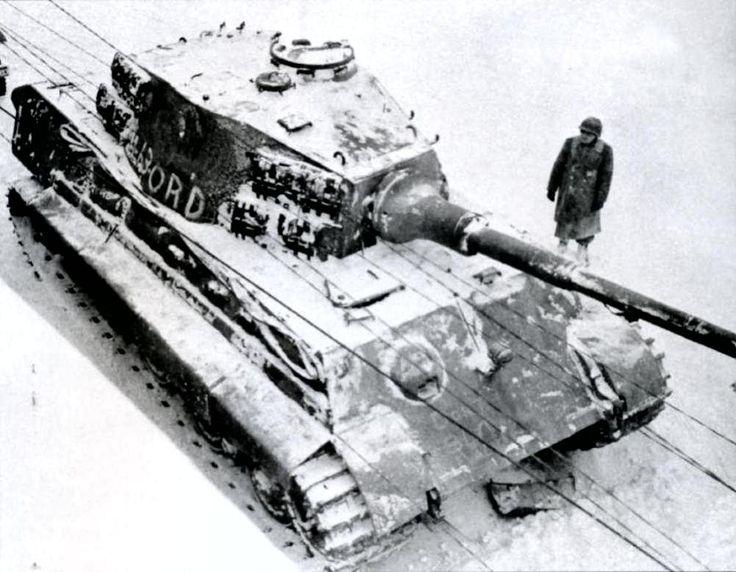 Panzerkampfwagen VI Tiger II Ausf. B (Sd.Kfz. 182) | by Panzer DB