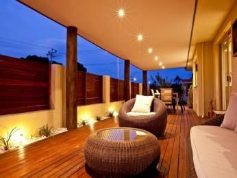 Outdoor living design with verandah from a real Australian home - Outdoor Living photo 485483