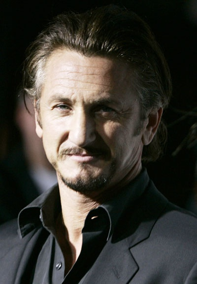Sean Penn  controversial Irishman