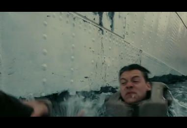 Harry Styles Ends Up In The Water In First Full-Length Dunkirk Trailer | MTV UK