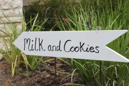 Out front sign