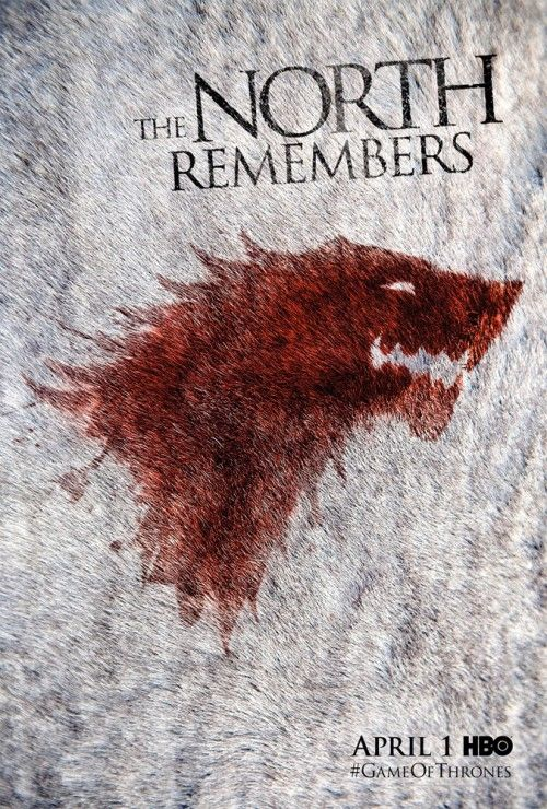 Game of Thrones. The North Remembers.