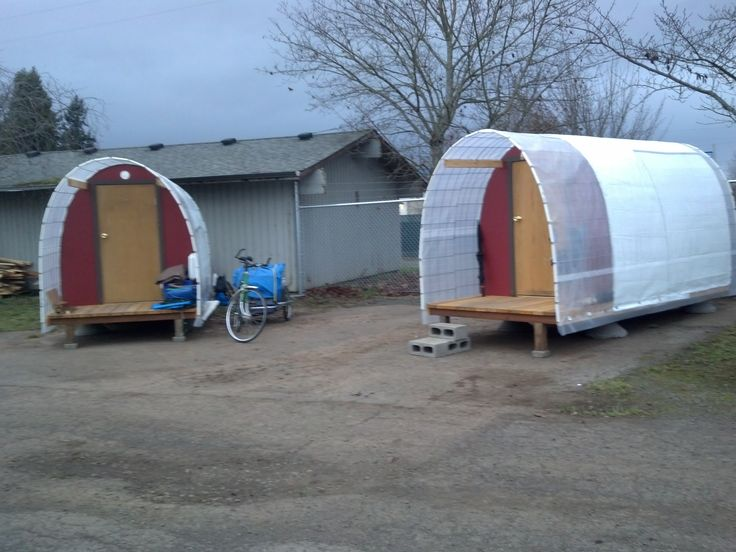 Travel Trailer Shelter : Best images about micro housing shelter for the