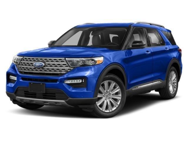 2020 Ford Explorer Platinum Price