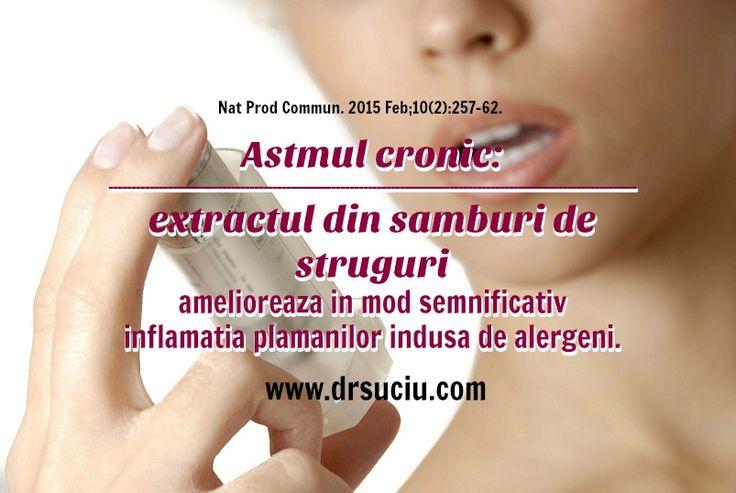 Photo drsuciu Beneficiile extractului din samburi de struguri in astmul cronic