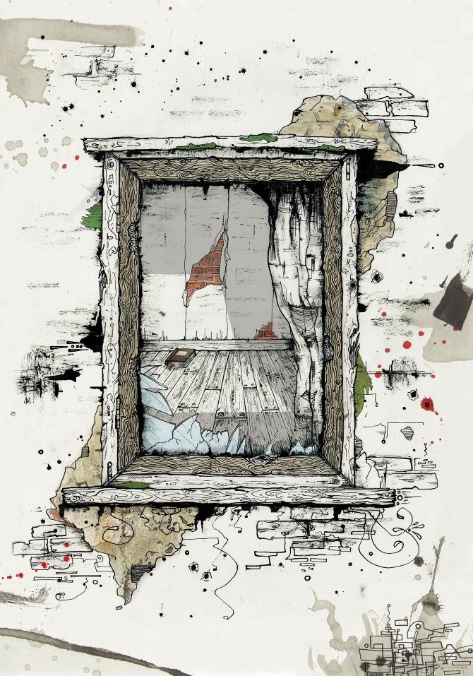 Silent Room - usedpencil