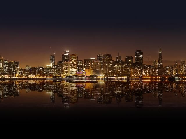 San Francisco Night City Panorama Wallpaper Hd City 4k Wallpapers Images Photos And Background Wallpapers Den San Francisco At Night Night City City 4k wallpaper of night city