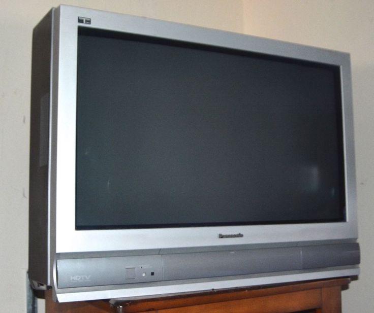 Panasonic Retro CRT TV Wide Screen 30 inch. CT-30WX50 Local Pick-up Las Vegas #Panasonic