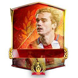 Antoine Griezmann FIFA Mobile 17 - 99 | Futhead