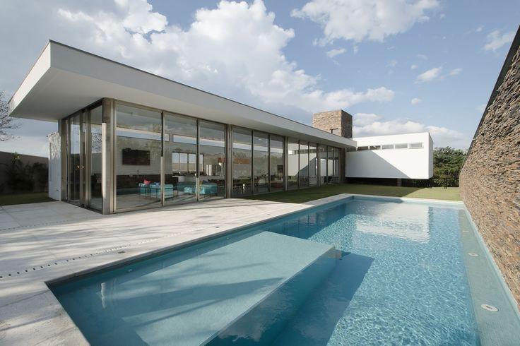 Galeria de Casa Quinta das Paineiras / Ricardo Ropelle Felippi Arquiteto - 5