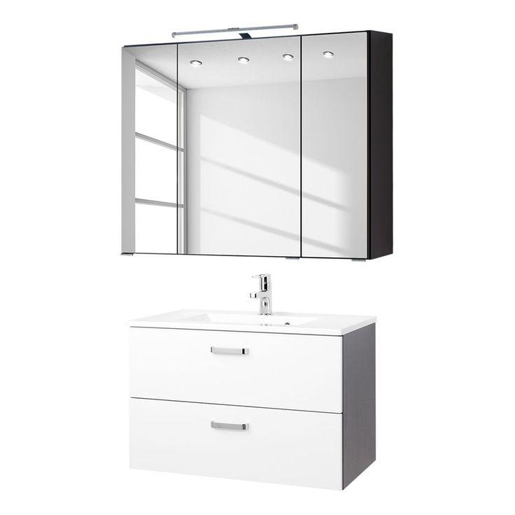 25+ melhores ideias de Waschtisch set no Pinterest Pedestral da - badezimmer set 80 cm