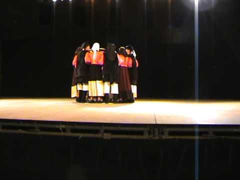 Loybillyrock presents: Il Balletto di Mamoiada alla cavalcata sarda, 200...