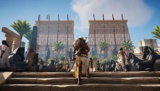 Assassins Creed Origins (PS4) review | SG Gaming Info: SG Gaming Info explores Ancient Egypt and takes on an ancient order in Ubisoft's…