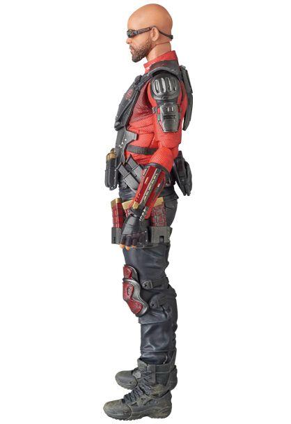 MAFEX SS Deadshot figure 003