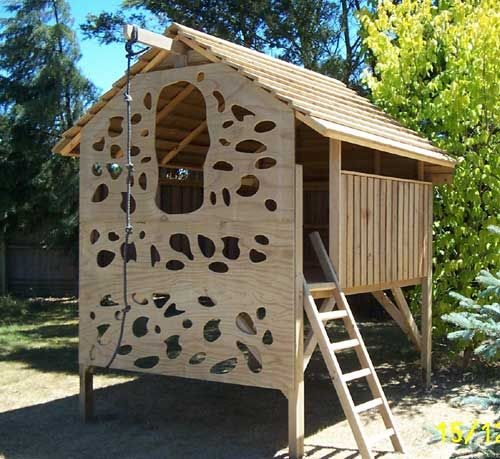 Best Selection NZ Made Childrens Playhouse Playhouses