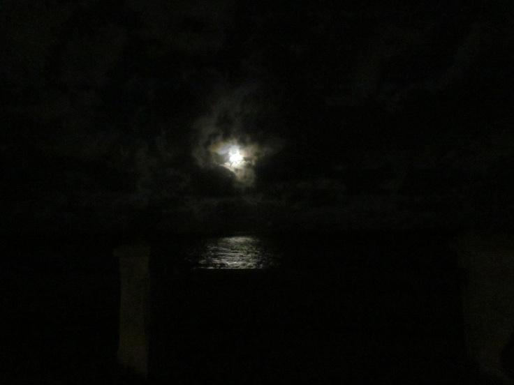 MERMAIDS. silver moonshine. La Pedrera. Uruguay.
