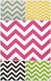 chevron patterned napkins?