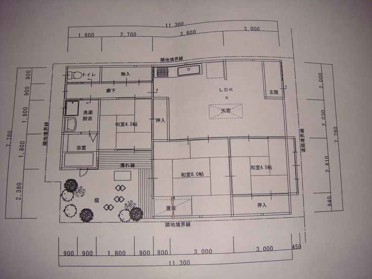 traditional japanese house floor plan - Google Search ...